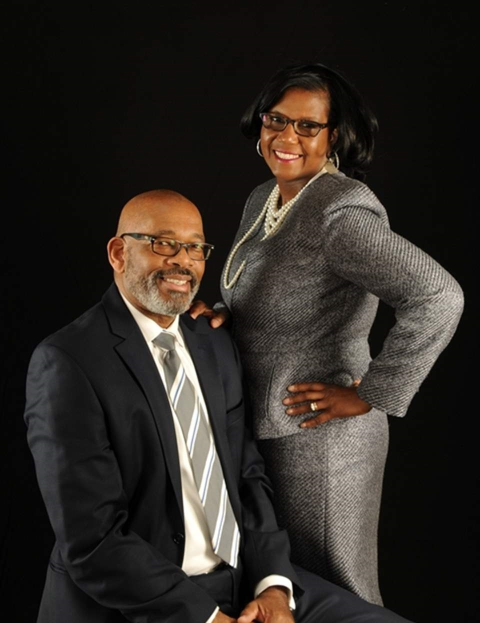Pastor & First Lady Mckinney